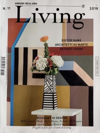 "2018 | ""Best lamp selection"" Living magazine, Italy"
